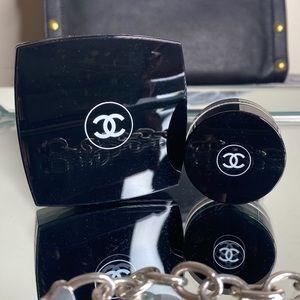 Chanel Calligraphie de Chanel & Poudre Lumiere #10